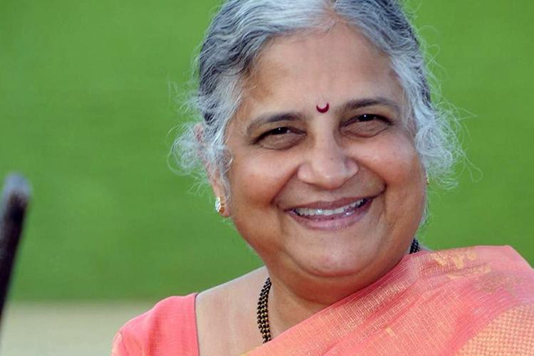 Infosys Foundation, Sudha Murty, Innovation, Social Work