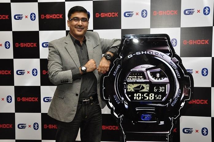 Kulbhushan Seth, Casio India, G-Shock, Smartwatch