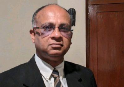 Mr Abraham Venkatacherry