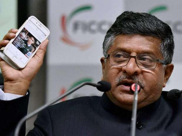 Ravishankar Prasad, UADAI, Dept of Telecommunications, KYC, Aadhaar, Mobile Numbers