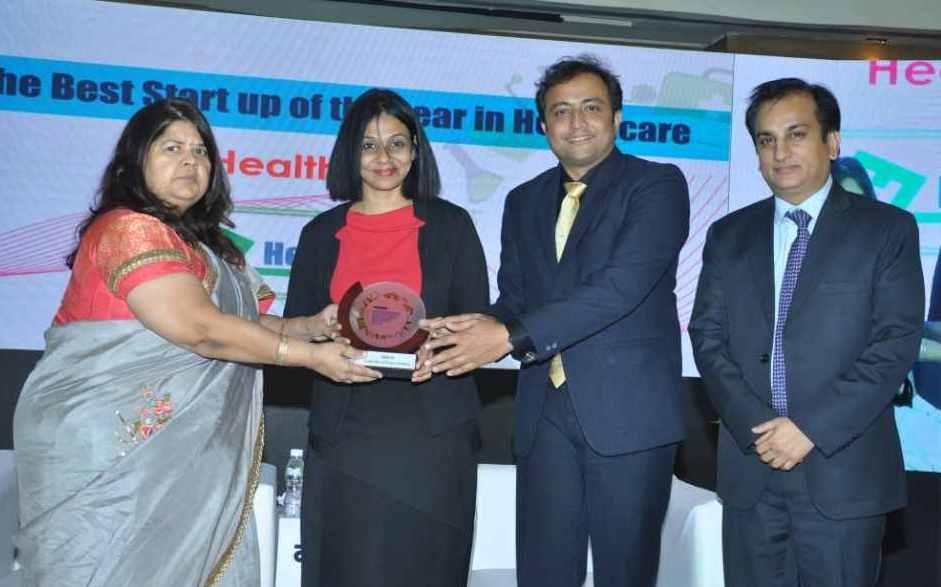 HealthFin, Navbharat Award, Healthcare, Startup