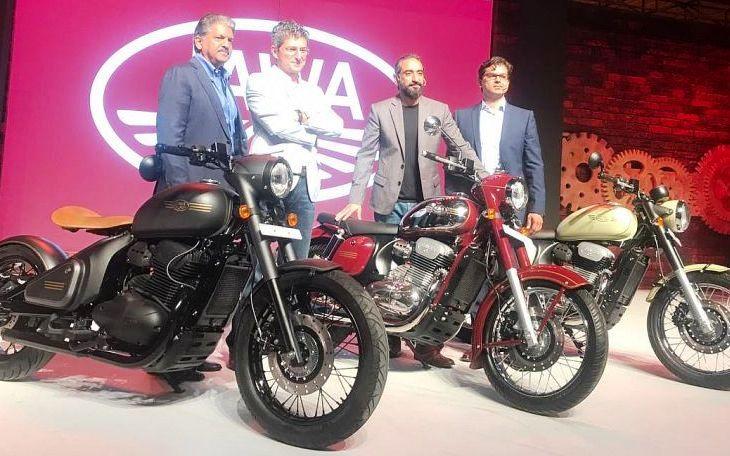 Mahindra, Anand MAhindra, Jawa Motorcycles