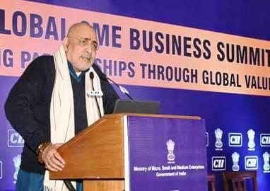 Giriraj Singh, MSME Ministery, MSMEs, MSME Schemes Credit Guarantee, MSME Loans