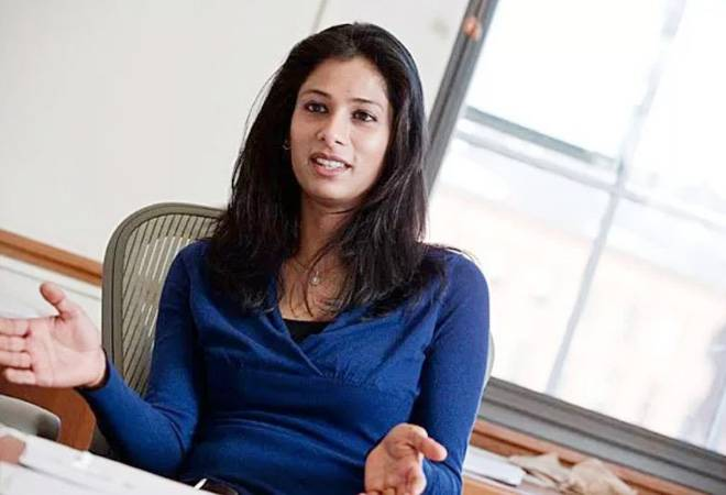 IMF's Gita Gopinath Says India's GDP is Most Affected Among G-20 Countries
