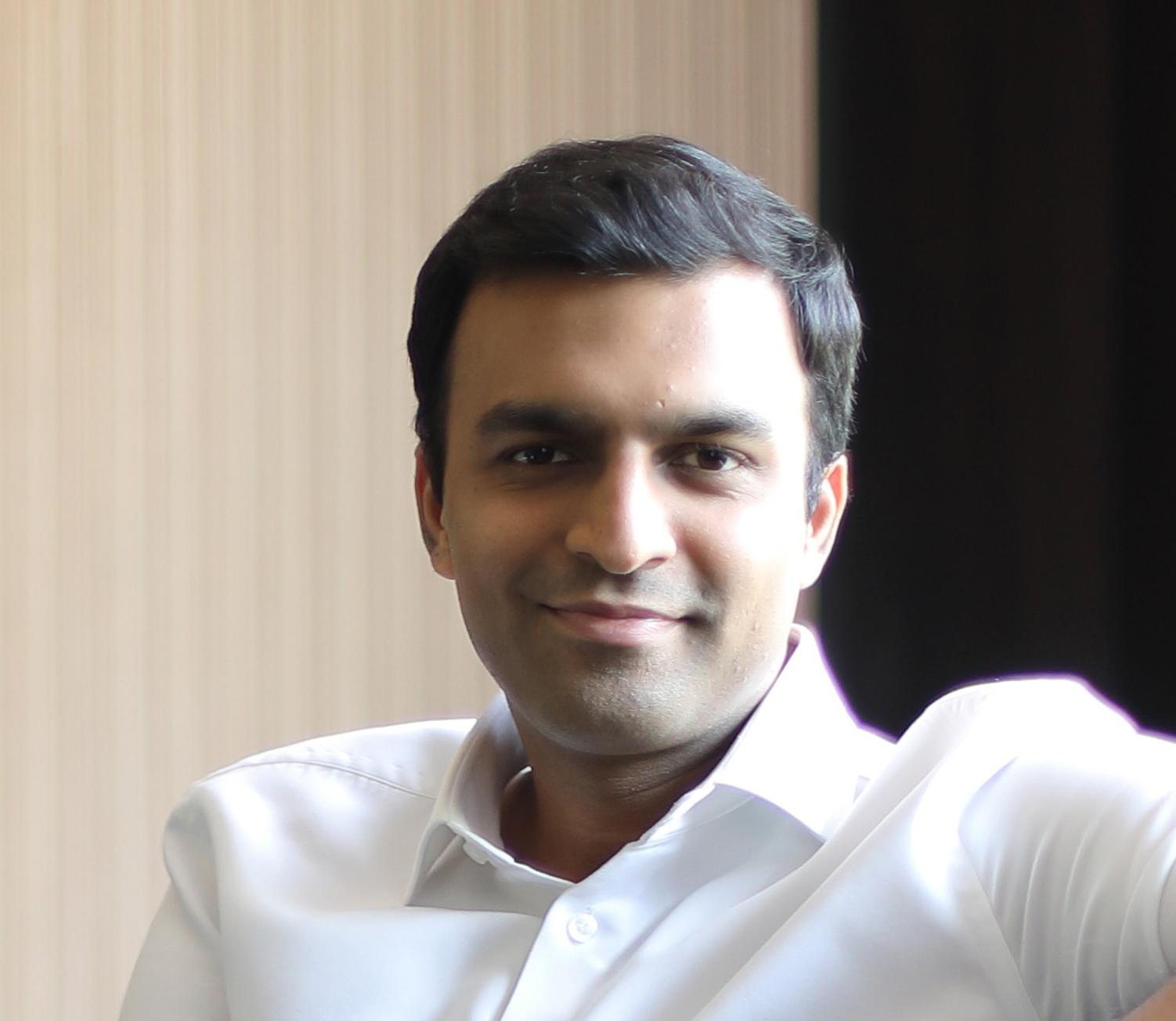 Anshul Singhal, Embassy Industrial Park