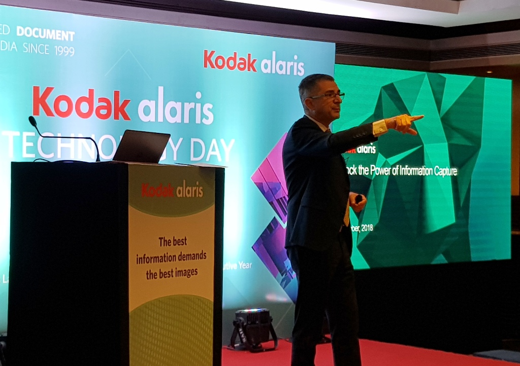 Kodak Alaris Technology Day