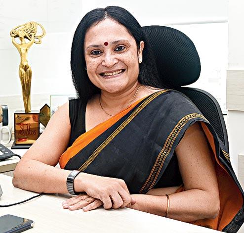 Madhumita Basu, NUVUCO,
