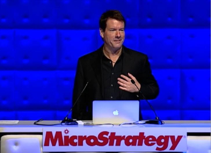 Michael J. Saylor, MicroStrategy, HyperINtelligence