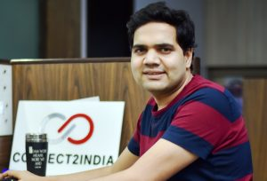 Pawan Gupta Connect2India, Global Opportunities, MSMEs, Trade, Exports, SMEs,