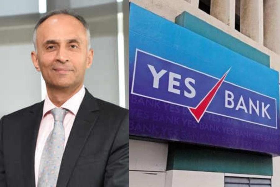 Ravneet Gill, Yes Bank