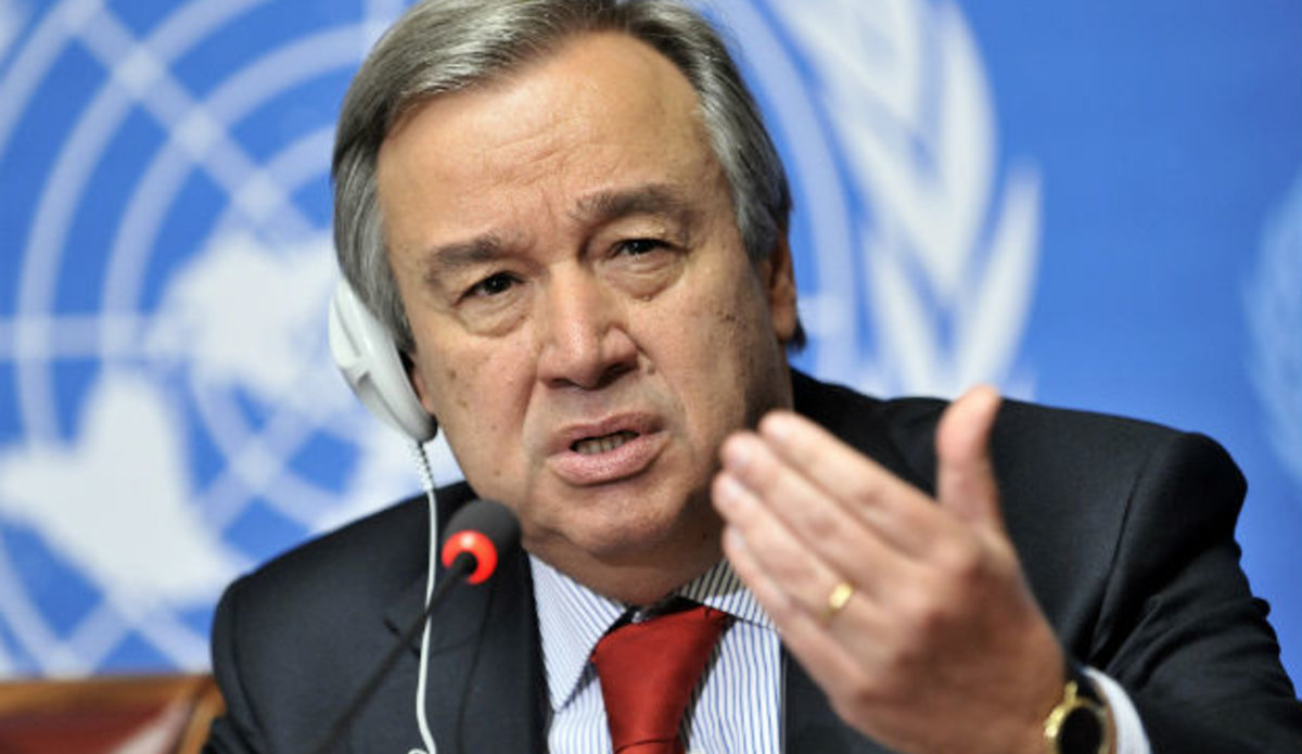 Antonio Guterres, UN, India-Pakistan Tension