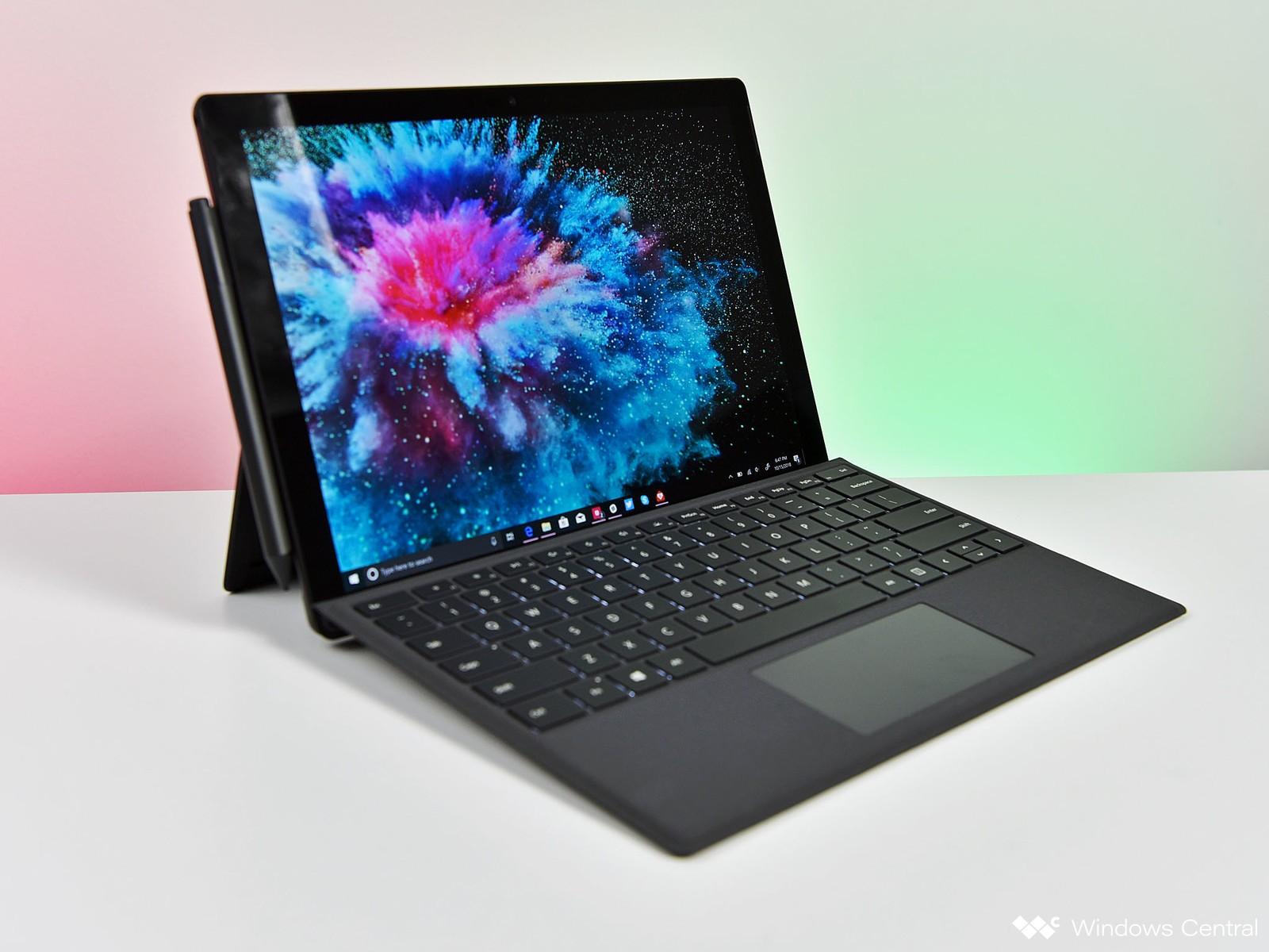 Microsoft, Surface Pro 6, Surface Laptop 2, Windows,