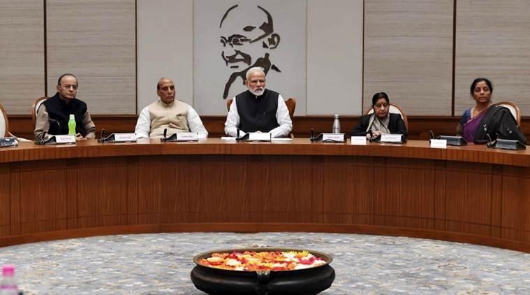 Narendra Modi, Sushma Swaraj, Arun Jaitley, IAF Air Strike,