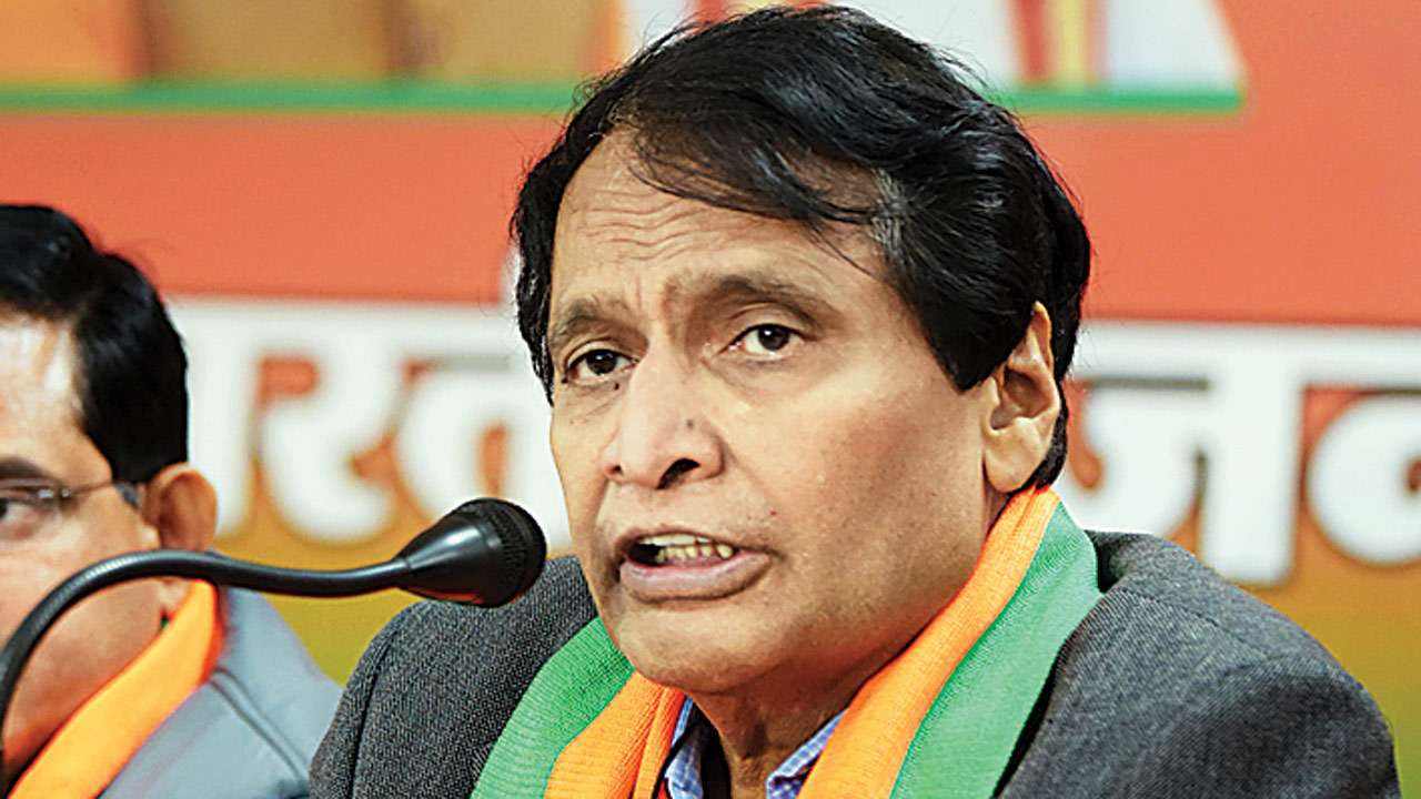 New Industrial Policy to be Announced Soon: Suresh Prabhu