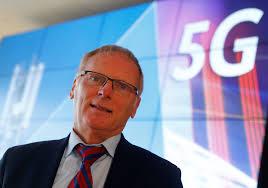 Jochen Homann. Germany, 5G Auction,