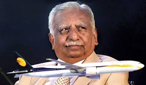 Naresh Goyal, Jet Airways, DGCA