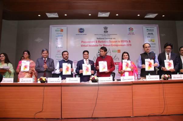 Suresh Prabhu Applauds Women Innovators on International Womens' Day