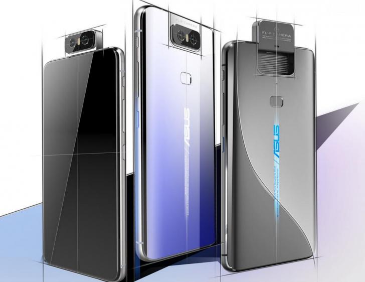 Asus Zenfone 6, Asus, Smartphone