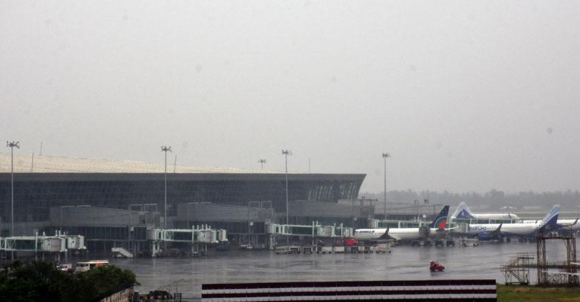 Kolkatta Airport, Fani Cyclone