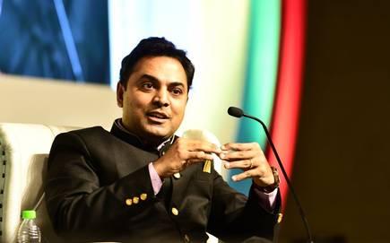 Krishnamurthy V. Subramanian , CEA