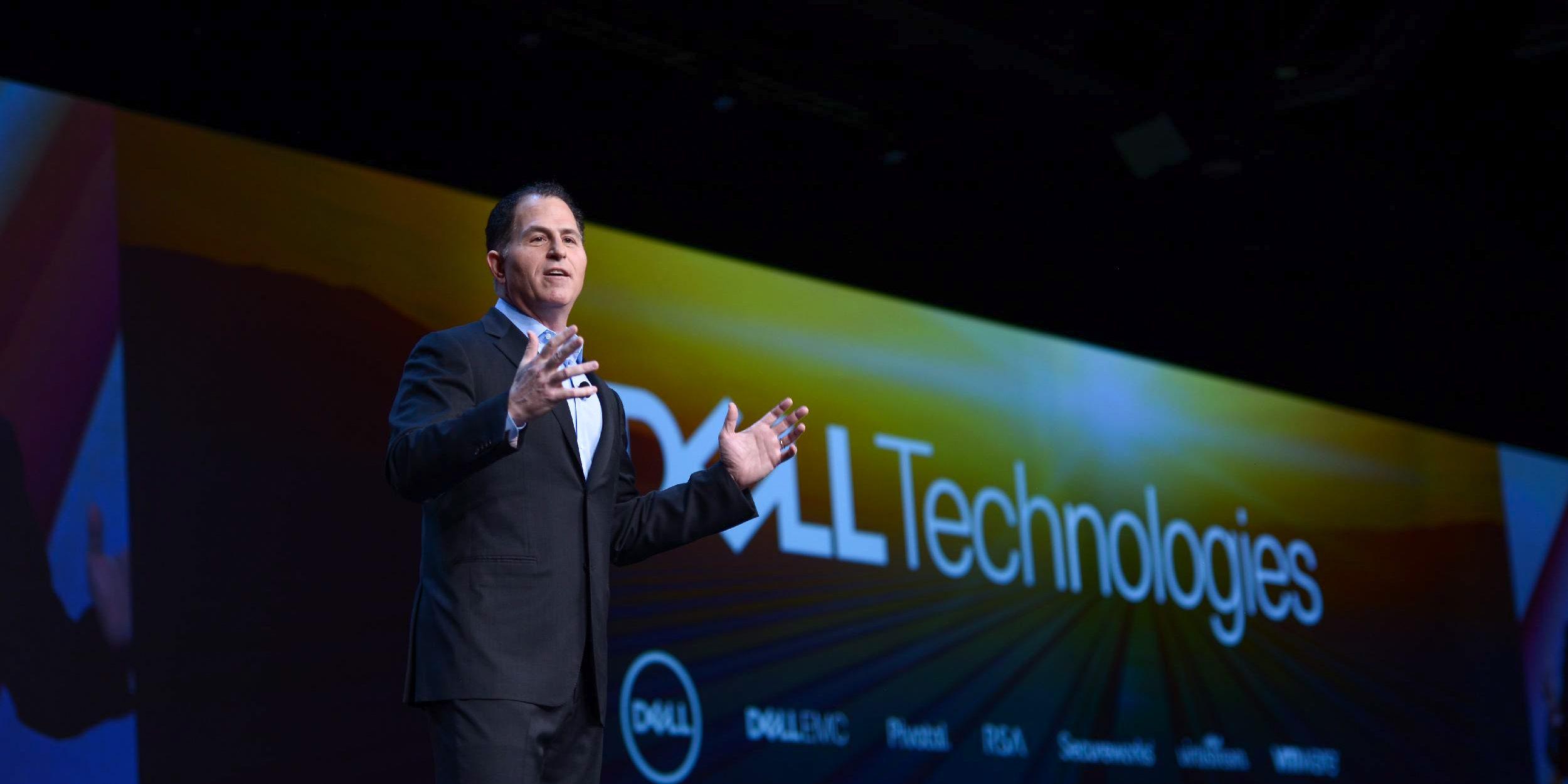 Michael Dell, Dell Technologies World
