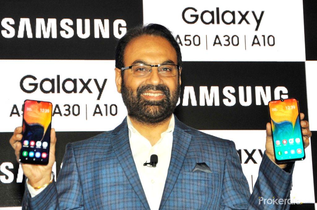 Ranjivjit Singh, Samsung, Galaxy
