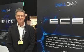 Tom Burns, Dell EMC