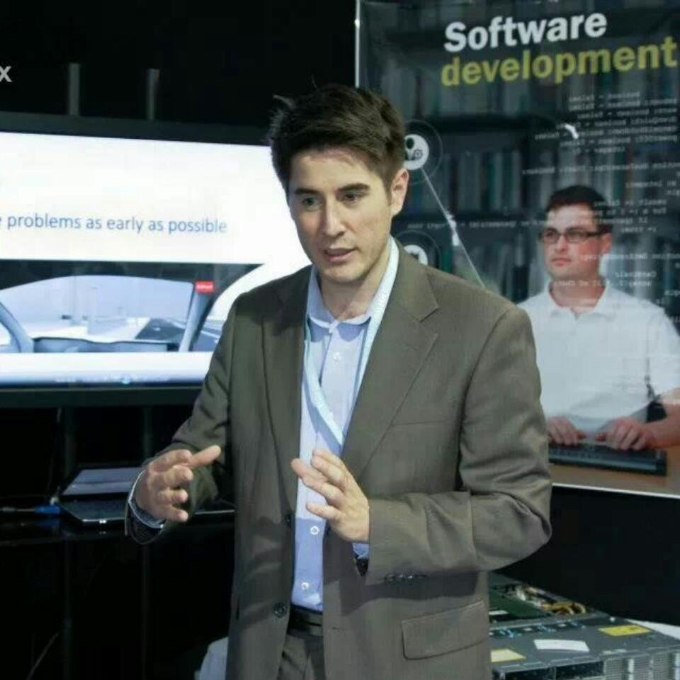 Andrew Underwood, Dell EMC