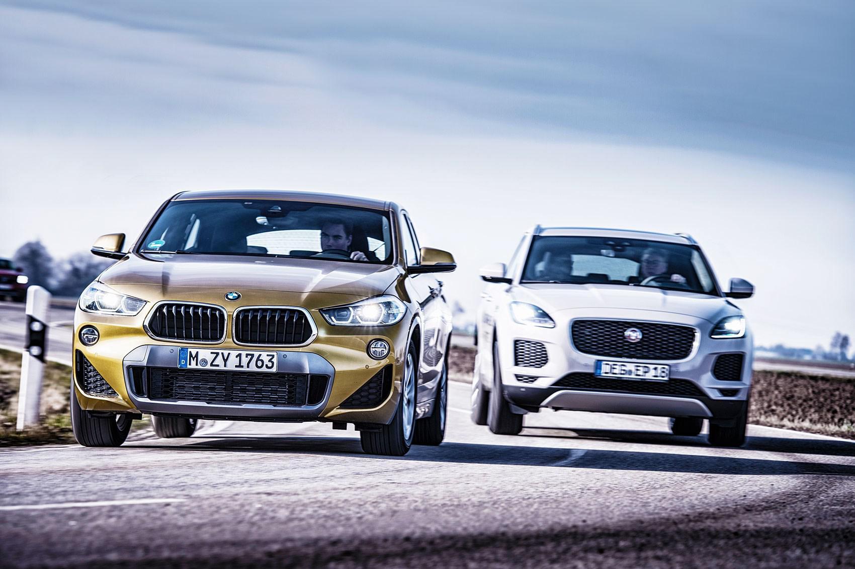 Jaguar, BMW, Electric Vehicles