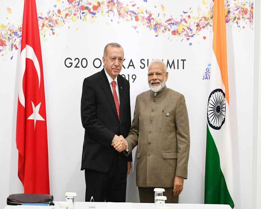 Narendra Modi, G20 Summit, Turkish President