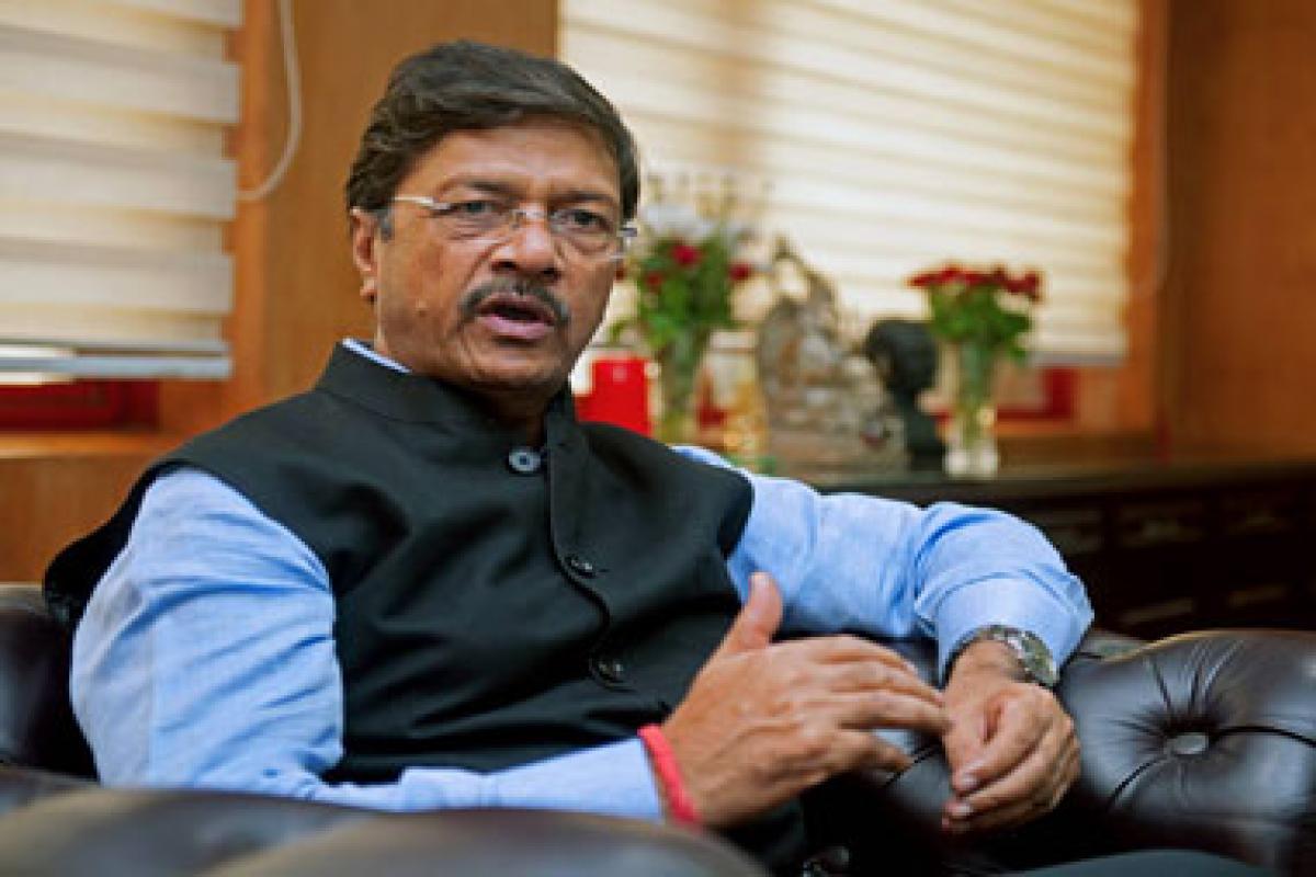 Anoop Kumar Mittal, NBCC