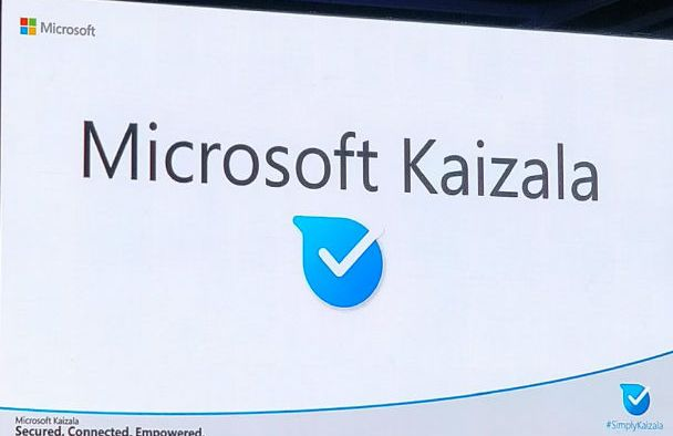 Kaizala, Microsoft