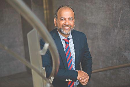 Rudratej Singh , BMW India