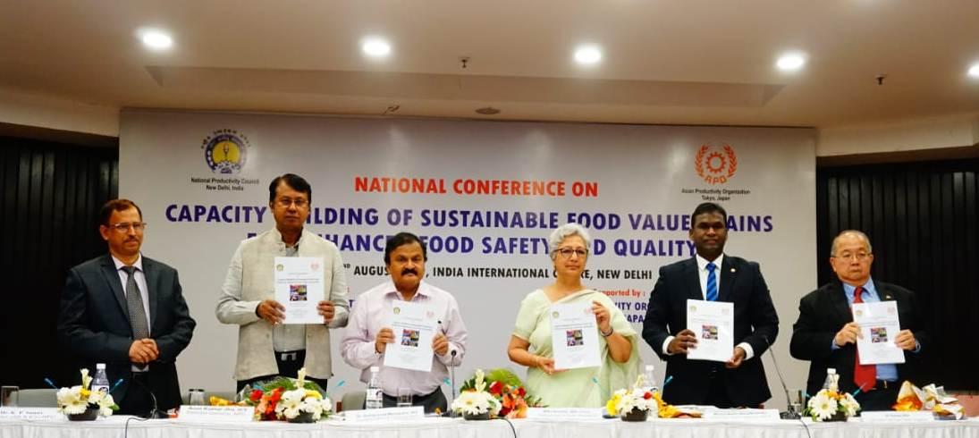 Arun Kumar Jha, National Productivity Council, Rita Teotia