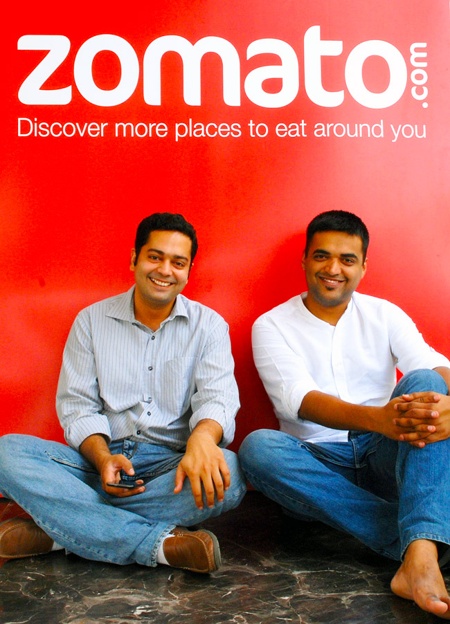 Zomato IPO Anchor Portion Subscribed