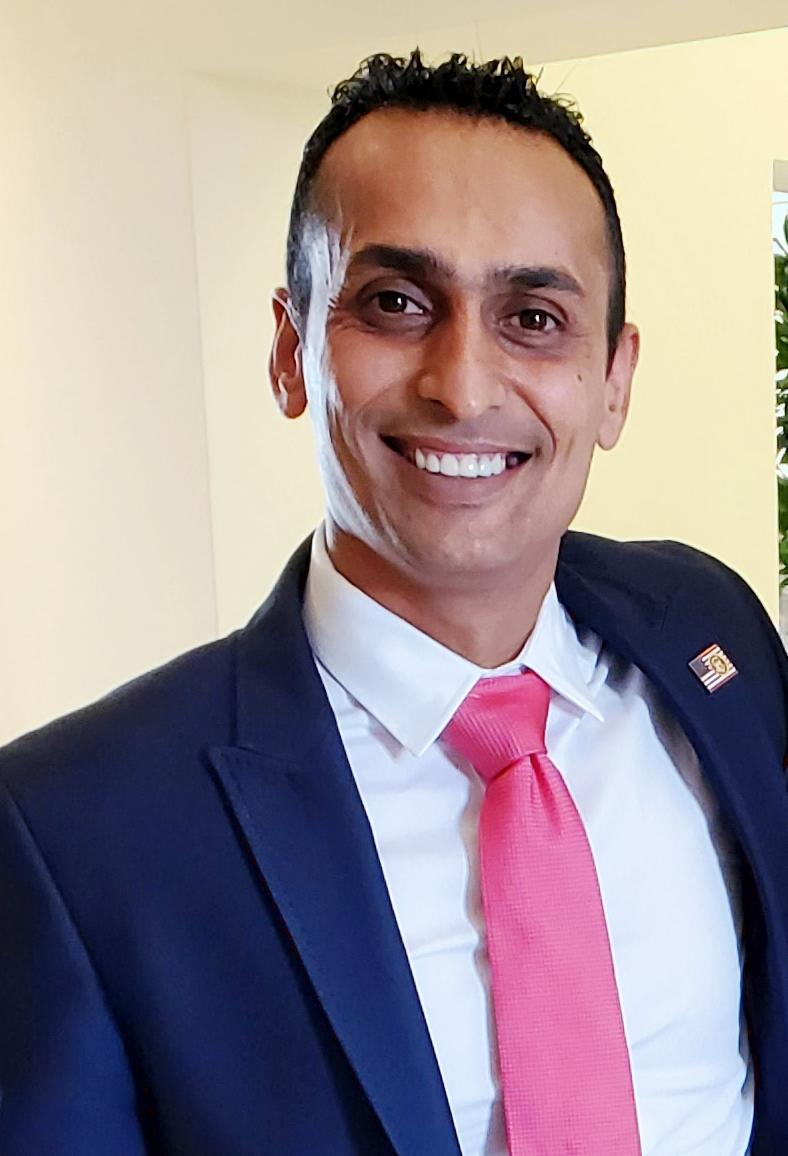 Himanshu B Patel, Founder & MD , Triton Solar
