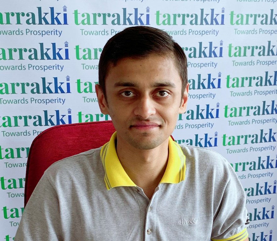 Saumya Shah, Founder, Tarrakki -Plutonomic Savtech Pvt Ltd