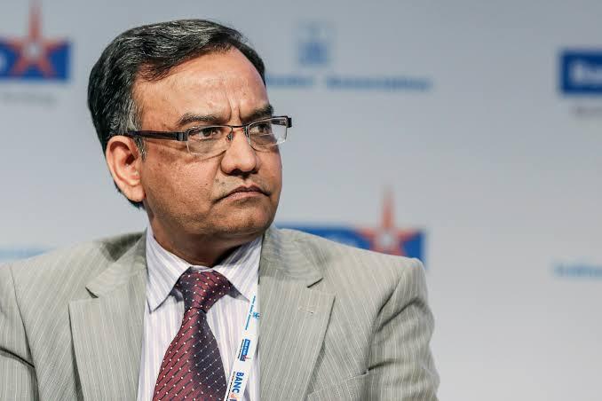MK Jain, RBI