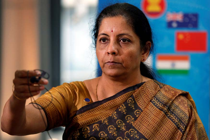Nirmala Sitharaman, Agriculture, Rural Development