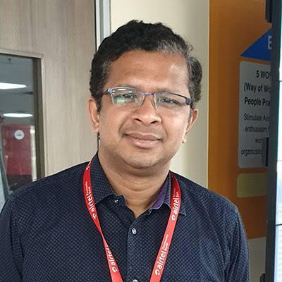 Ganesh Ananthanarayanan, Airtel Payment Bank,