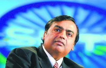 Mukesh Ambani, RIL, Reliance Industries