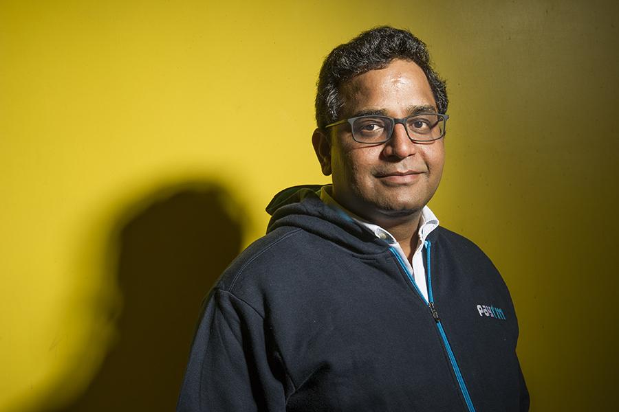 Vijay Shekhar Sharma, Paytm, Funding