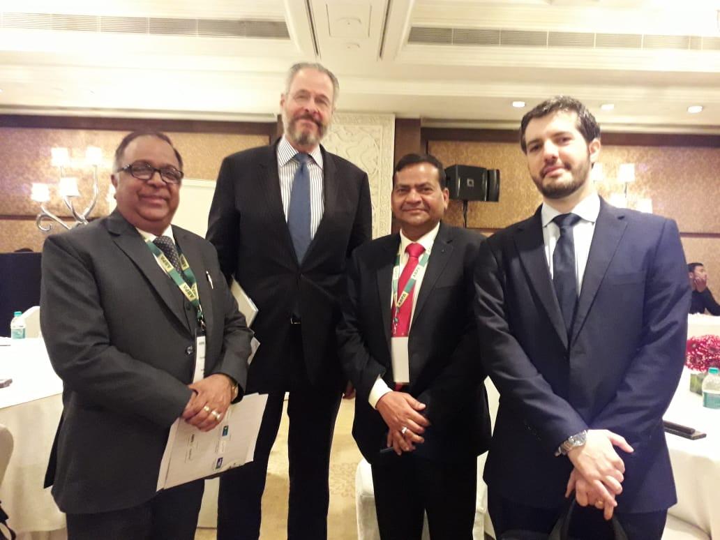 IIA-Brazil Delegation