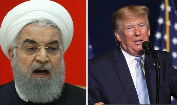 Iran, US, donald Trump, Rouhani
