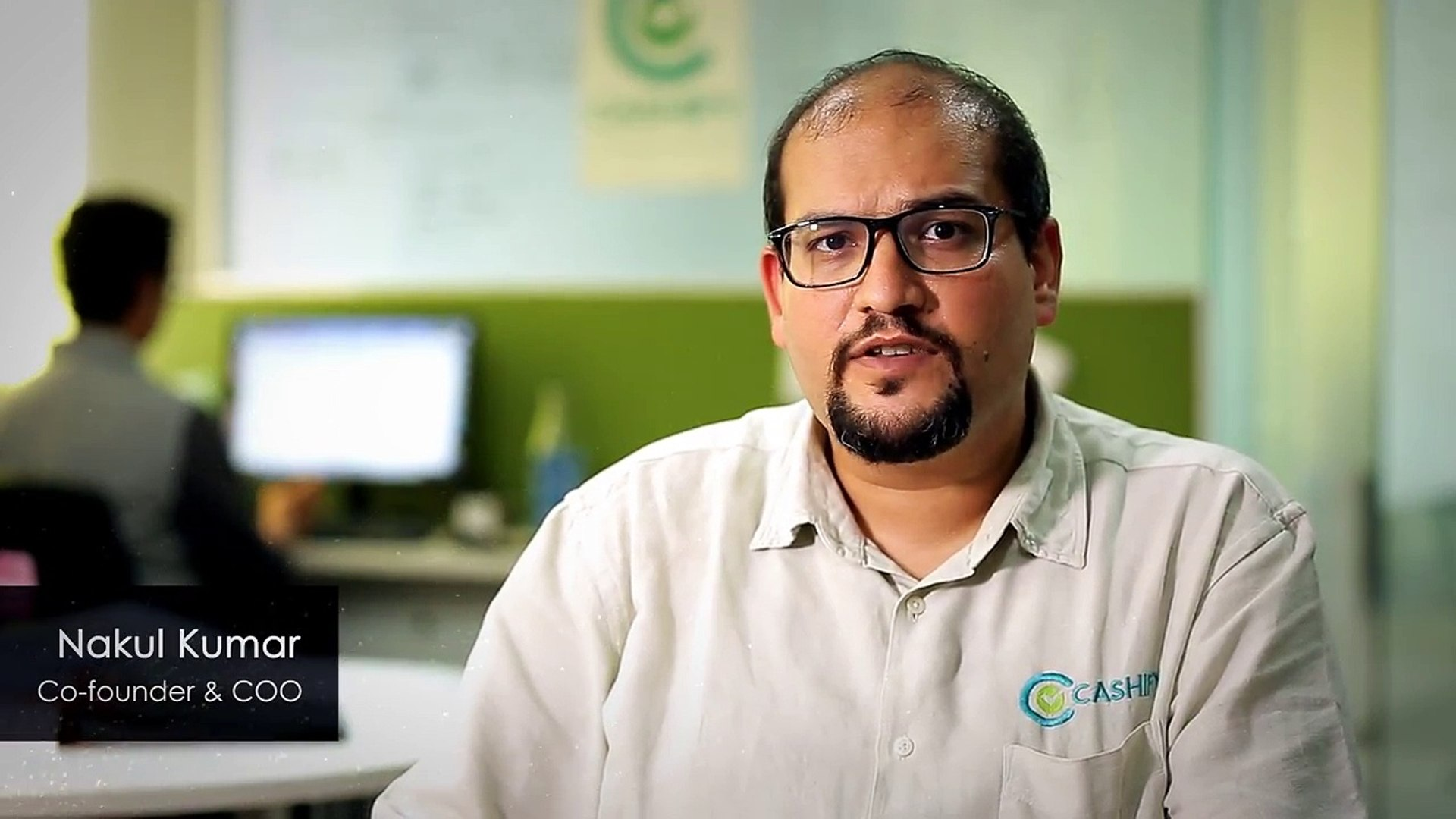 Nakul Kumar, Cashify