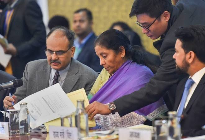 Finance Ministry Proposed Options For GST Compensation Issue Resolution