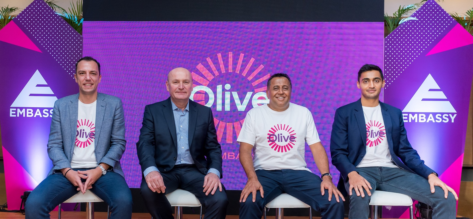 Olive will launch its first experiential center in the heart of Whitefield in Bangalore and its flagship project in Chennai with 2500 beds this year. The expansion plans include Bengaluru, Hyderabad, Mumbai, Pune and Delhi NCR with a vision to take the brand international over the next few years. The first phase will see the launch of 20,000 beds in total; Bangalore - 15,000, Chennai - 2500 and Pune – 2500. The projects in Bengaluru include large facilities at Embassy Manyata Business Park and Embassy Techvillage, Magarpatta and Hinjenwadi in Pune and OMR in Chennai. Olive by Embassy projects will range from 500 to 5,000 beds and be customized with diverse formats and priced competitively to suit respective markets.