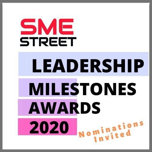 SMEStreet Leadership Milestones Awards 2020