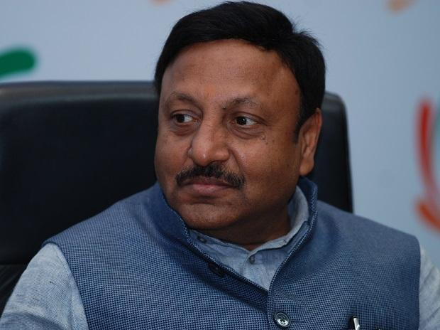 Rajeev Kumar, Finance Secretary, LIC