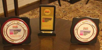 SMEStreet Leadership Milestones Awards